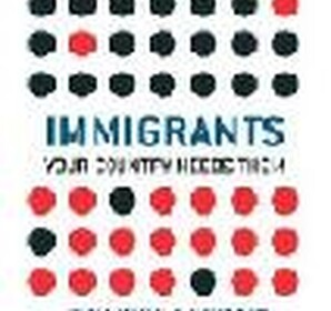 "Recenze knihy Phillipa Legraina ""Immigrants: Your Country Needs Them"""