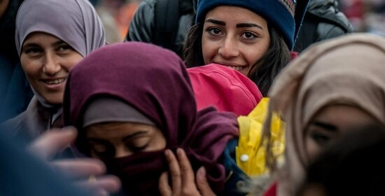 Women and the refugee crisis - live broadcast