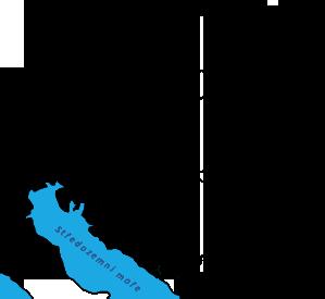 Země střední a východní Evropy - migrace
